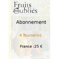 Abonnement 4 N°  France