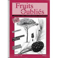 Numéro 13 : Châtaignes en Corse – Cerises – Conifères comestibles