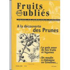 Numéro 34 à la découverte des prunes