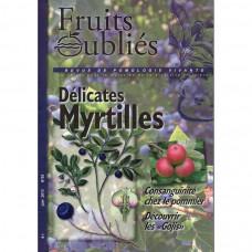 Numéro 55 Délicates myrtilles