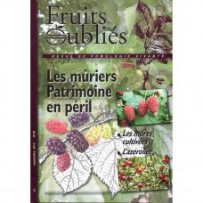 Numéro 56 Les mûriers Patrimoine en péril - azérolier - Ronces cultivées