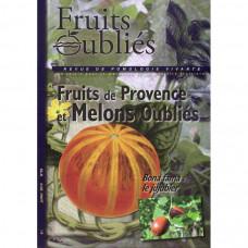 Numéro 59 Fruits de Provence et Melons Oubliés - jujubier