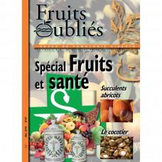 Numéro 67 Fruits et Santé – Succulents Abricots – Cocotier