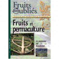 Numéro 68 Fruits et permaculture - pommier du Kazakstan