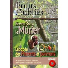 Numéro 71  mûrier-Piments et poivrons