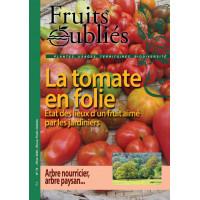 Numéro74 :  La tomate en folie -  arbre nourricier arbre paysan