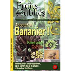 Numéro 72 Adoptez un bananier - faites votre oseille - les blés de pays