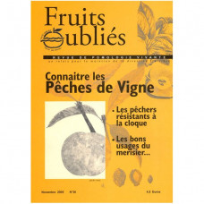 Numéro 36 : Pêches de vignes – Vertus du merisier